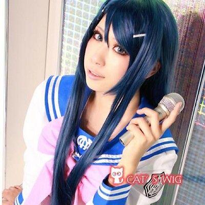 Danganronpa Maizono Sayaka cosplay wig