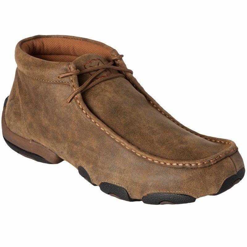 Twisted X Men's Casual Driving Mocs scarpe MDM0003