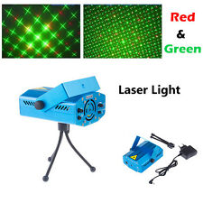 LED Laser Stage Light lámpara R&G Party DJ Club Disco LED Projector Lighting Hot