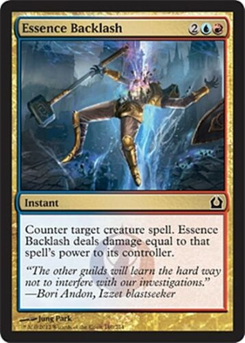 4 ESSENCE BACKLASH ~mtg NM Return To Ravnica Com x4