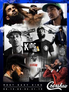 Nipsey Hussle 31 MUSIC VIDEO COLLECTION HD-DVD