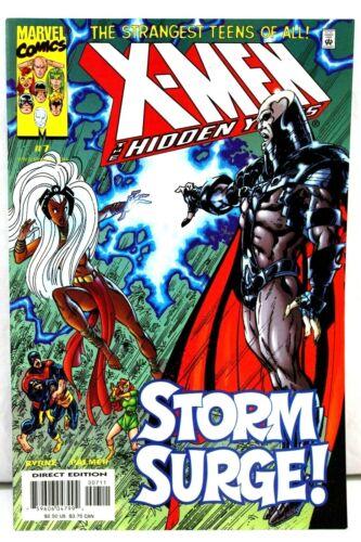 X-Men Hidden Years #7 Storm Surge John Byrne 2000 Comic Marvel Comics F+