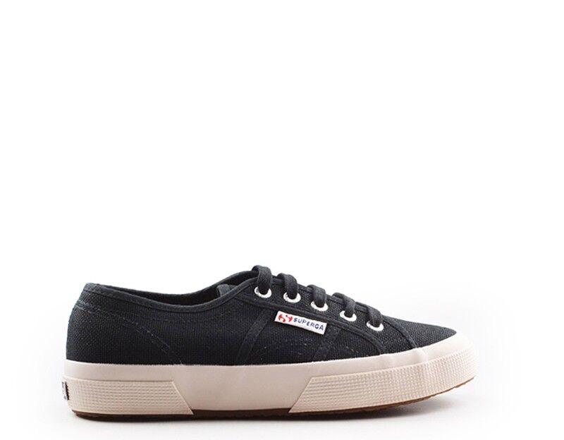 zapatos SUPERGA mujer zapatillas  negro Tessuto Tessuto Tessuto S000010-999S  grandes precios de descuento