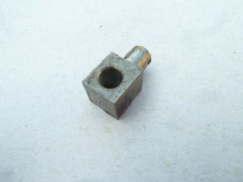 M38A1 ACCELERATOR LINKAGE Block Willys M38 New Old Stock