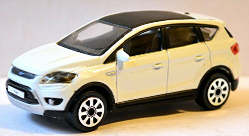 Ford Kuga '08 SUV 2008-12 weiss white 1:43 Bburago