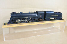 KIT BUILT O SCALE BRASS CANADIAN PACIFIC CP 2-8-2 MIKADO P2g CLASS LOCO 5428 nk