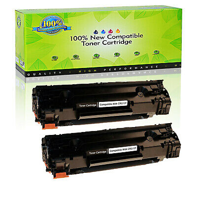 3PK CRG-137 Toner For Canon 137 9435B001AA ImageClass MF211 MF212W MF215 MF229DW