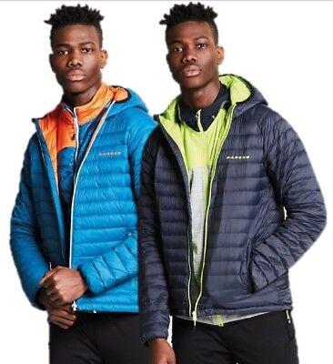 Phasedown Or Dmn327Ebay Mens Insulated Blue Down Grey Jacket Dare 2b Fill rQxWBoedC