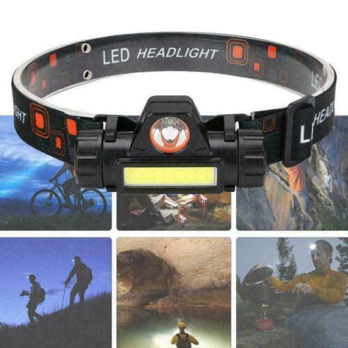 XPE COB LED USB wiederaufladbare ABS Camping Night L9N9 Außenle Grad Schein F8X0