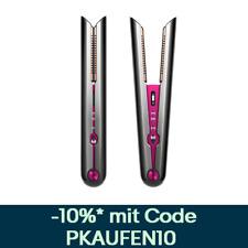 Dyson Corrale™ Neuwertig Haarglätter Glätteisen Nickel/Fuchsia