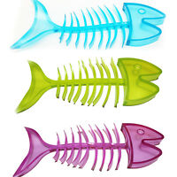 Amazing New Style Silicone Soap Dish Fish Shape Dish Soap Holder Soapbox