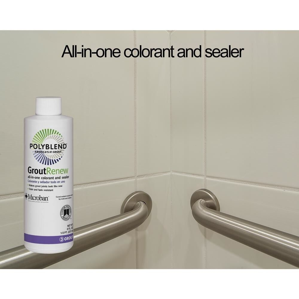Grout Renew Colorant Stain Fade Resistant Polyblend 381