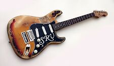 Fender Squier Stratocaster SRV Stevie Ray Vaughan Number One Relic Guitar 1998