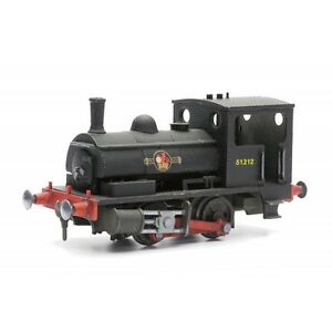 0-4-0-Pug-BR-Steam-Locomotive-Dapol-Kitmaster-C026-OO-plastic-kit
