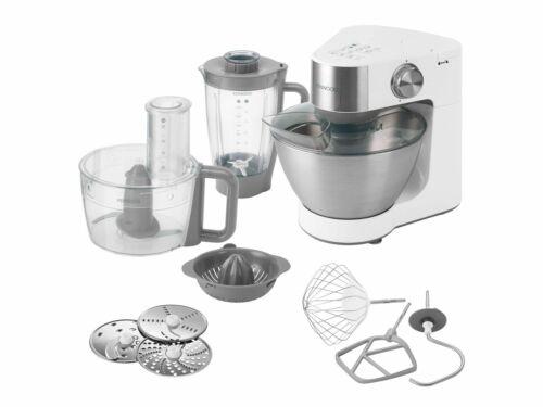 Kenwood Küchenmaschine Prospero KM 242 Kitchen Machine 900 W inkl. Zubehör Weiß