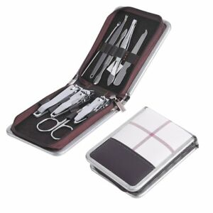 9pcs-set-Portable-Nail-Clipper-Kit-Stainless-Steel-Nail-Care-Manicure-Set-1u