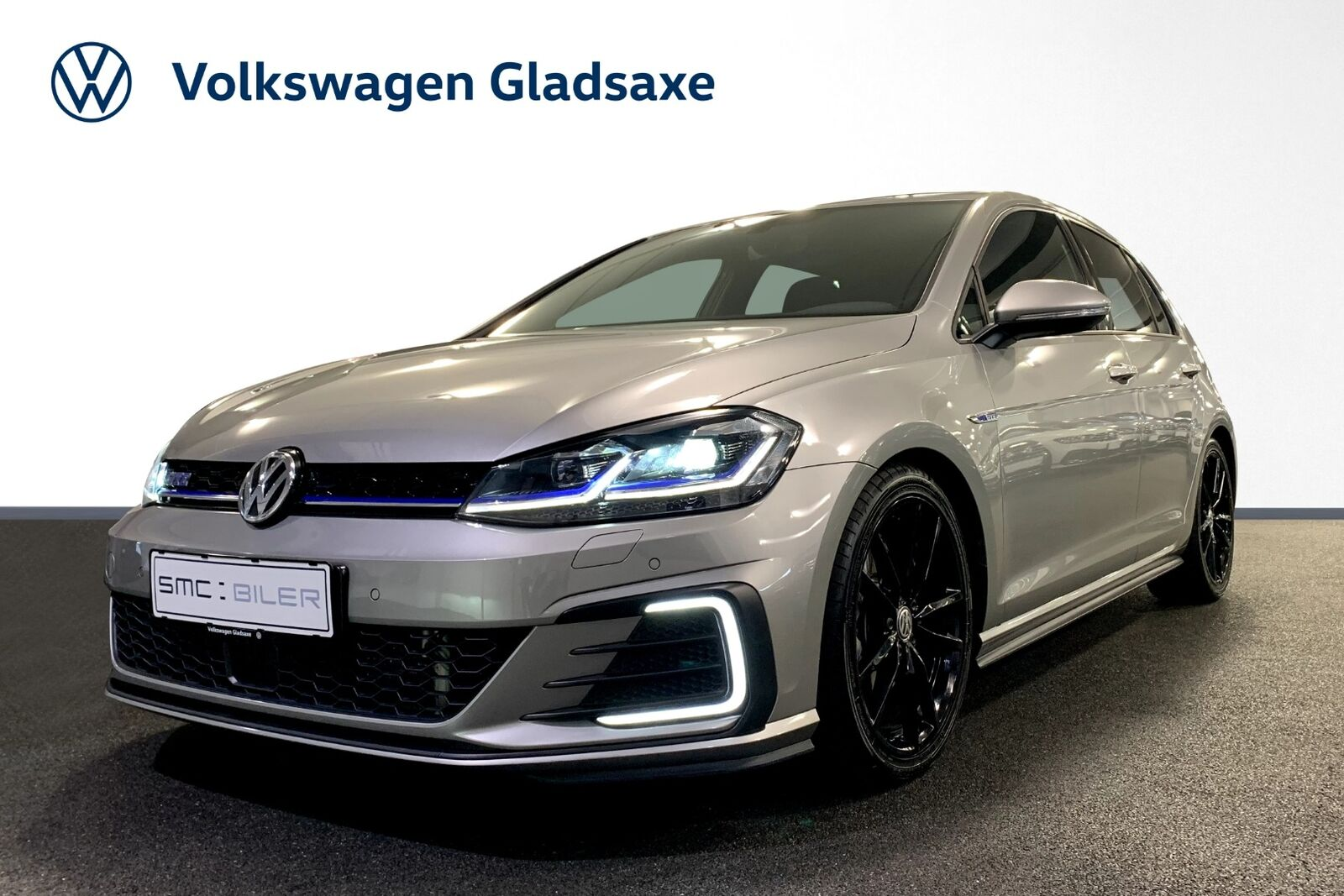 VW Golf VII 1,4 GTE DSG 5d - 349.900 kr.