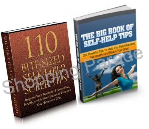 Resale Rights Health Wealth Relationships Advice /& Help 2 Self Help Ebooks