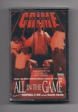 CRIME BOSS - All in the game SEALED rare Cassette Eightball &MJG / South Circle
