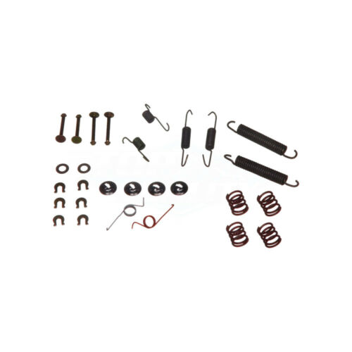 Rear Brake Drum Shoes And Spring Kit 2000-2005 Toyota Echo