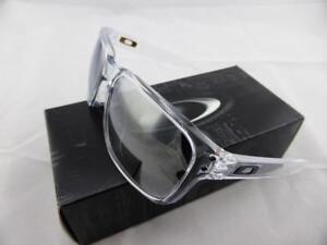 e8b8377a8cf Image is loading Oakley-HOLBROOK-Asian-Fit-Sunglasses-Polished-Clear-Chrome-