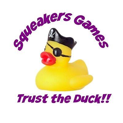 Squeaker's Games