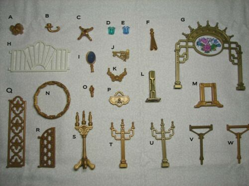 FAIRY TALE Parts w// Combined Shipping Playmobil WEDDING Pick /& Choose