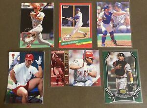 HOFer-Ivan-Rodriguez-6-card-lot-including-1991-Donruss-THE-ROOKIES