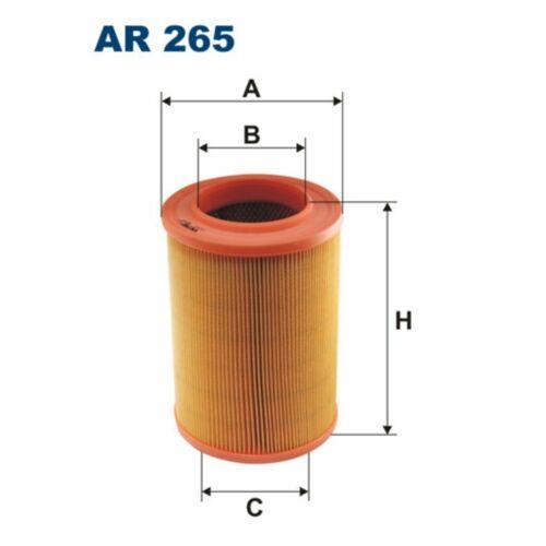 Filtre à air Filtron ar265