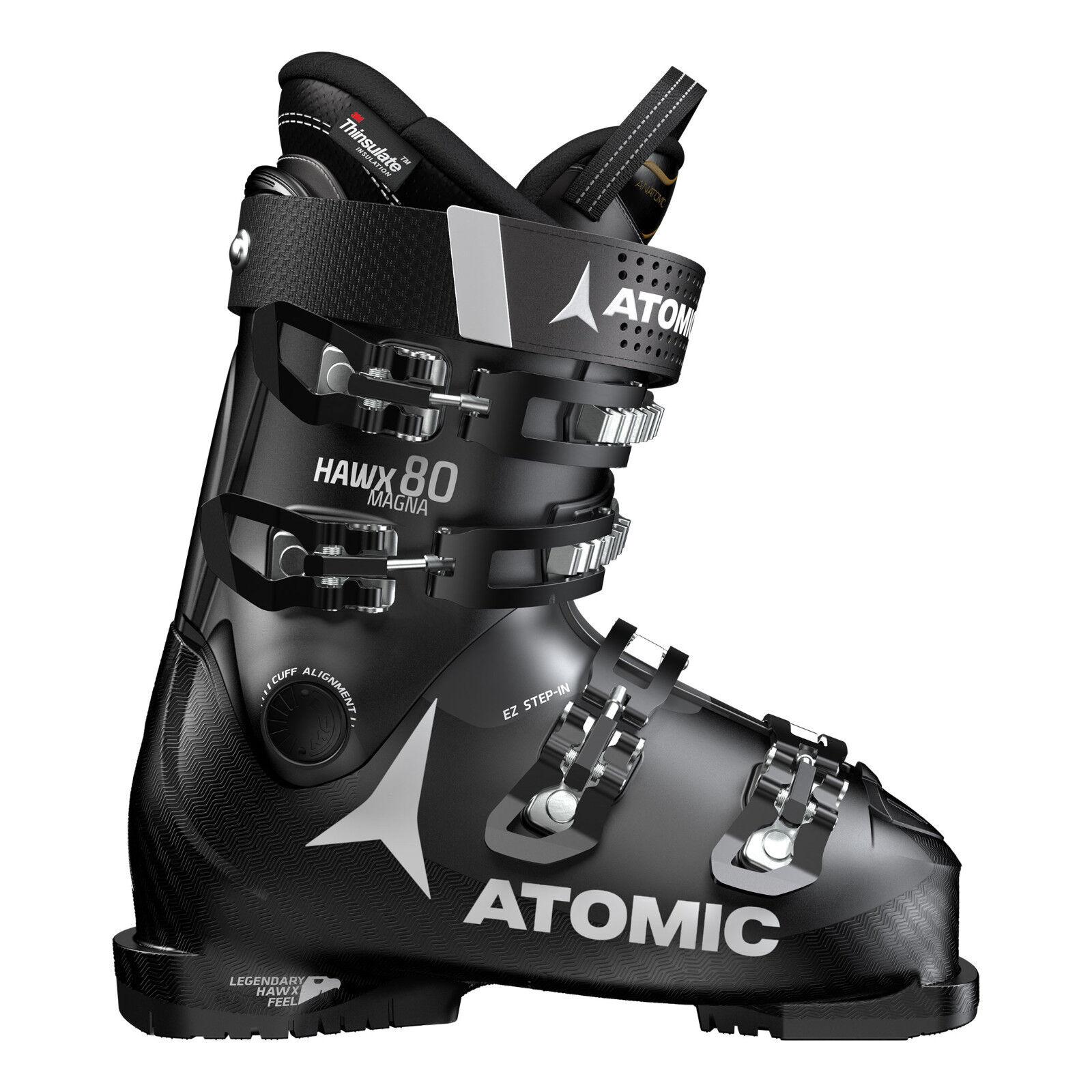 ATOMIC HAWX MAGNA 80 Skischuh UNISEX (schwarz-anthracite) Collection 2019 NEU