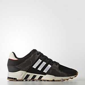 ff2631122cdd ADIDAS EQT SUPPORT RF BB1324 CAMO CORE BLACK GREY OFF WHITE TURBO ...