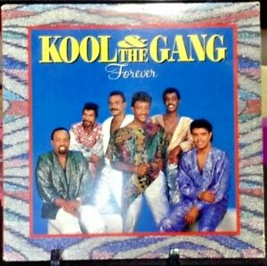 KOOL-amp-THE-GANG-Forever-Album-Released-1986-Vinyl-Record-Collection-US-pressed