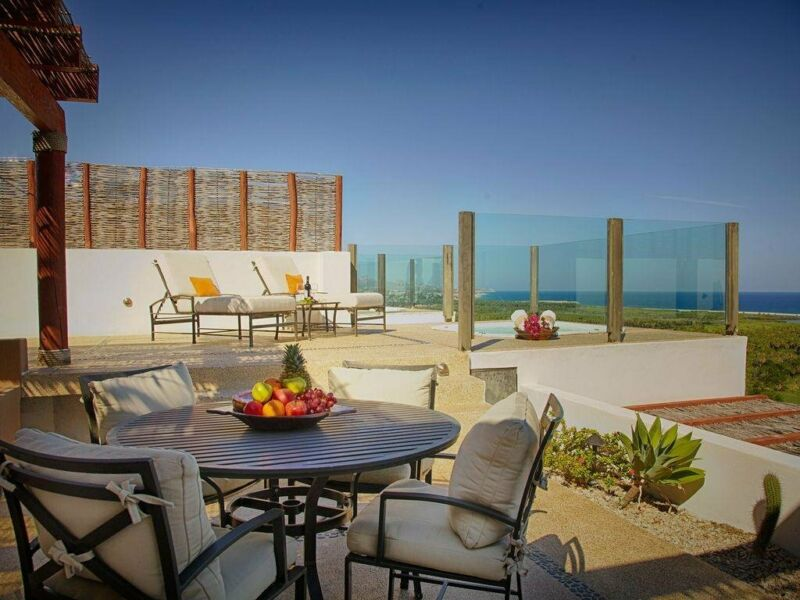 Penthouse en Renta 2 Pisos 3 Recamaras Vista al mar a 10 minutos de la playa San Jose del Cabo