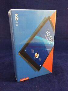 Nuevo-Y-En-Caja-Lenovo-Tab4-8-Sellado-Tablet-16GB-negro-pizarra