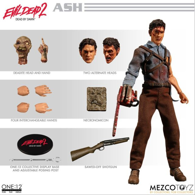 Evil Dead 2 Ash Williams One:12 Collective Action Figure
