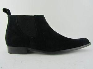 Retro of London RETRO BEAT BLACK SUEDE 39 - Botas de Piel para hombre Negro negro Outlet barato en línea Xp1GF