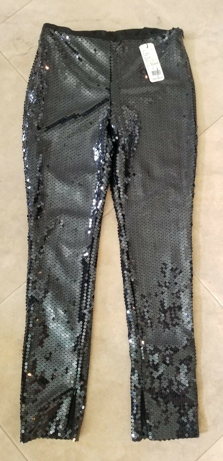 AKRIS damen Sequins Runway Pants Trousers 6