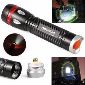 3000-Lumens-3-Modes-CREE-XML-T6-LED-18650-Flashlight-Torch-Lamp-Light-Outdoor
