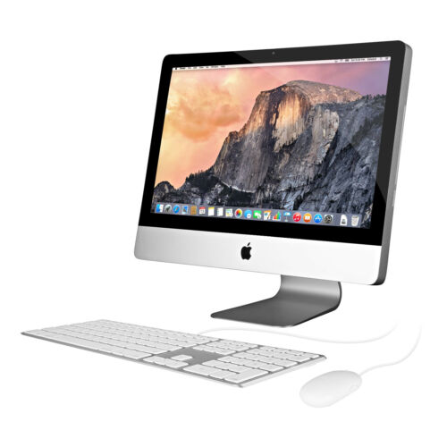 "1 of 1 - Apple iMac 21.5"" Desktop Intel 3.06 GHz, 4GB DDR3 RAM, 500GB HDD - MB950LL/A"