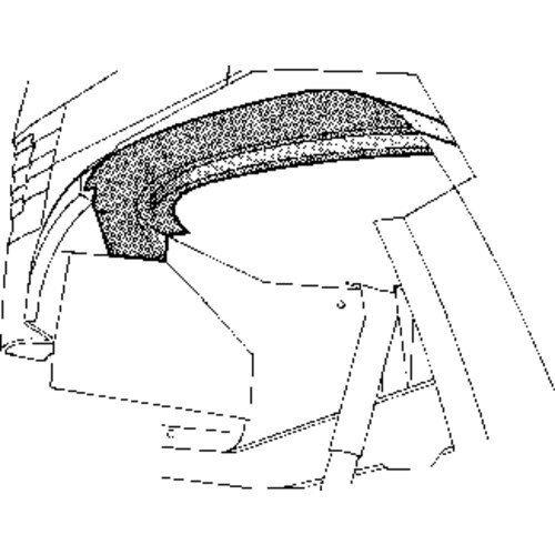 Innenkotflügel vorne rechts 3070388