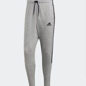 Mh 3s Tiro Pantalones Largos Adidas Dq1443 Hombres Gris Ebay