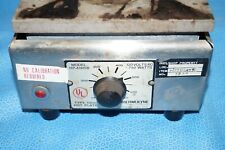 Thermolyne 6 X 6 Hotplate Model Hp A1915b Type 1900
