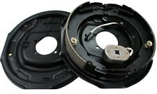 "New 12"" x 2"" electric trailer brake assembly pair set for 7000 lbs axle -21005"