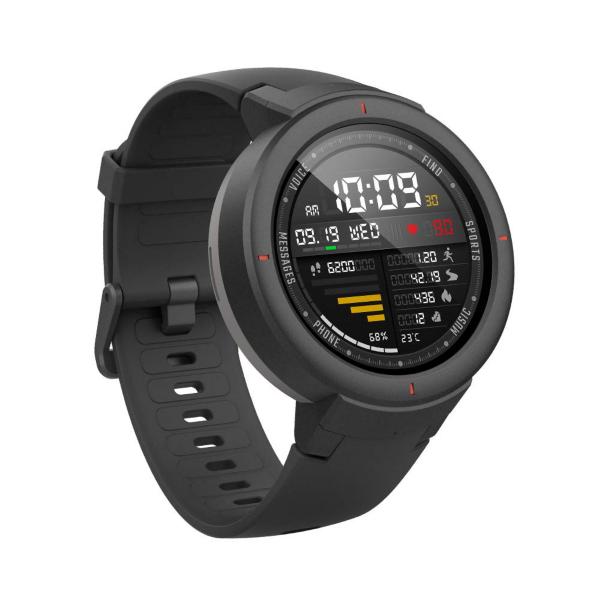 Xiaomi Huami Amazfit Verge Smartwatch grau