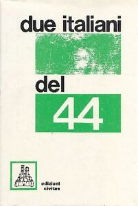 AA.VV. - Due italiani del 44