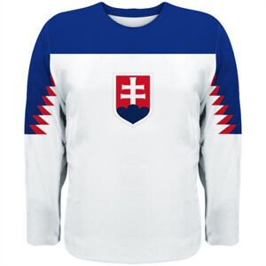 Image is loading Team-Slovakia-2019-World-Championship-Hockey-Jersey -Limited- 35bada9f9