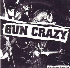 GUN CRAZY / TEEN COOL Split EP punk oi! hardcore
