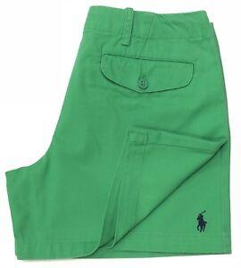 Ralph-Lauren-Damen-Shorts-in-gruen