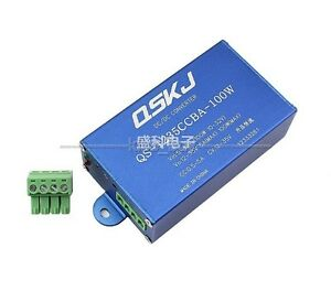 100w Dc Dc Boost Power Converter Led Driver Constant