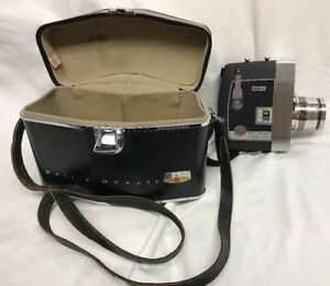 Vintage-Bell-amp-Howell-Zoomatic-Duo-Power-Zoom-Director-Series-8mm-Movie-Camera